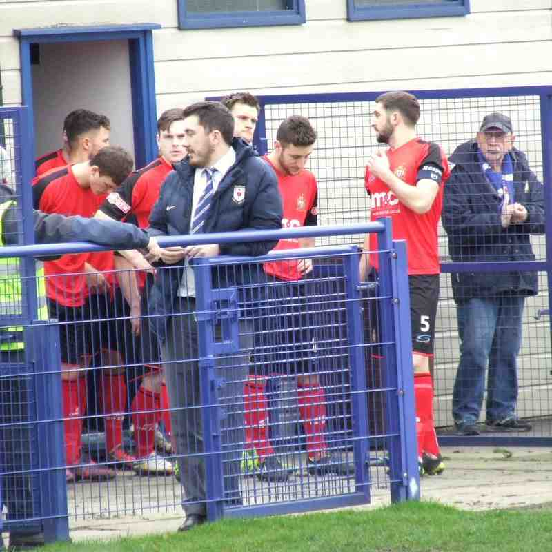Glossop North End 1-0 Clitheroe 04-03-2017