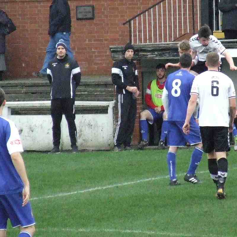 Mossley 2-1 Clitheroe 11-03-17