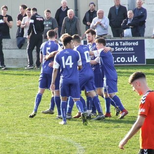 Clitheroe 2-1 Mossley