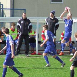 Clitheroe 2-0 Ossett Albion