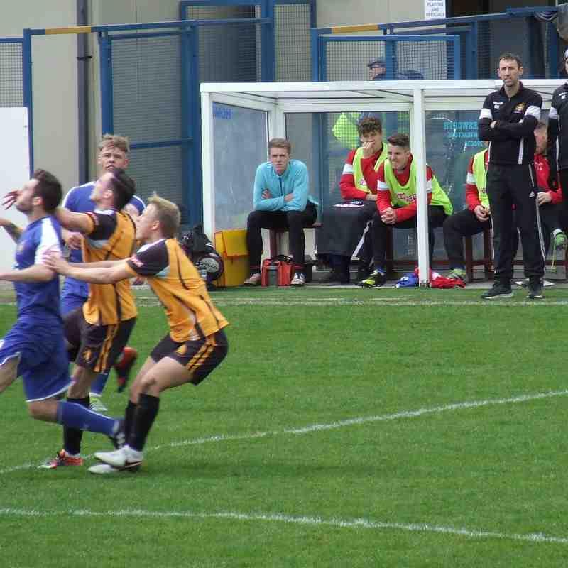 Clitheroe 2-0 Ossett Albion 15-04-2017