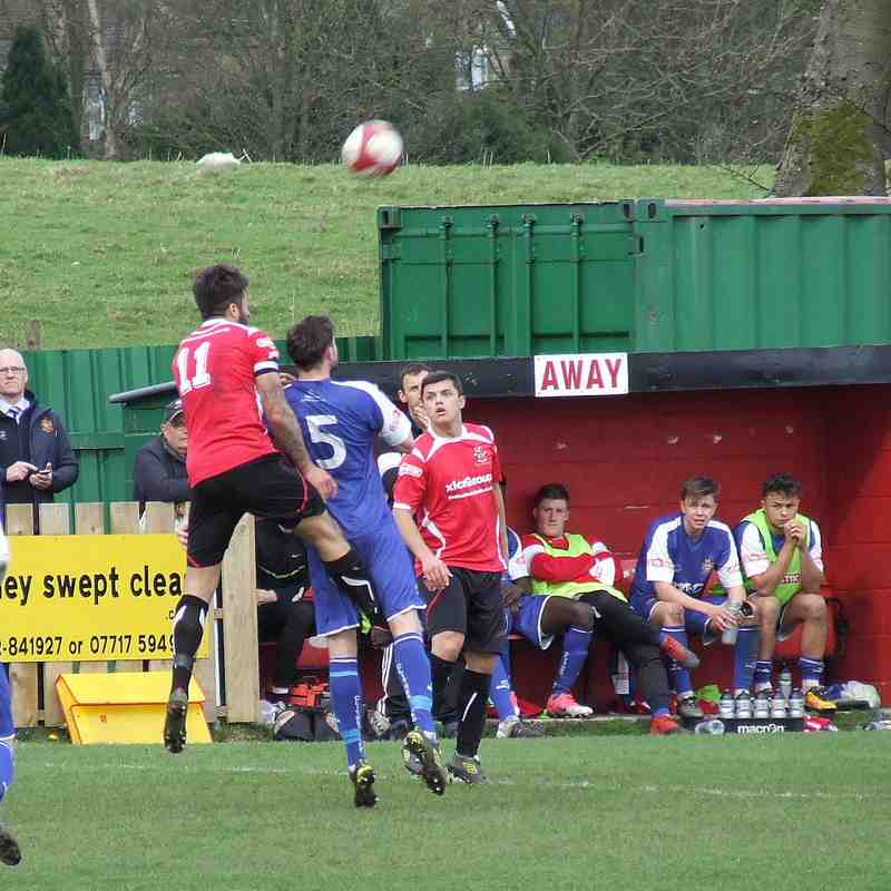 Colne 2-1 Clitheroe 17-04-2017