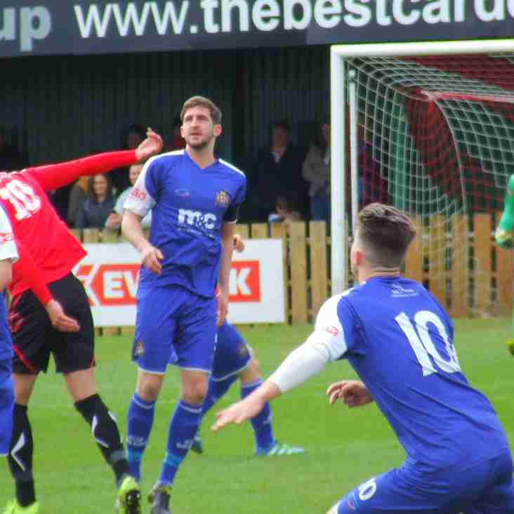 New signing Danny Brady happy with Clitheroe return