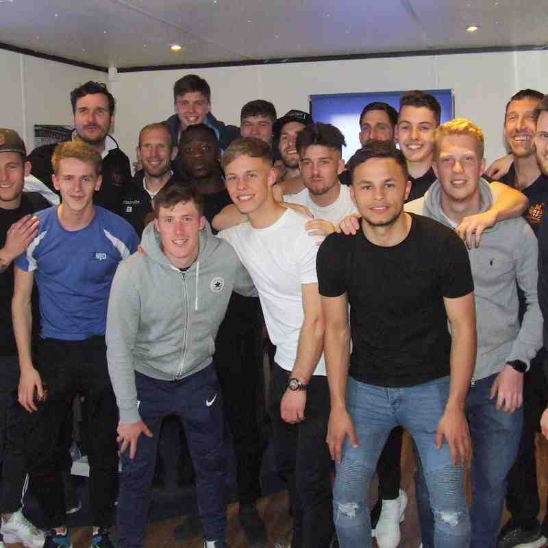 Presentation Night 22-04-2017