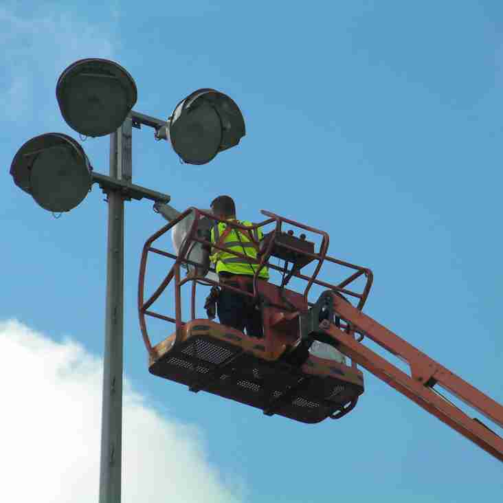 Floodlight Maintenance