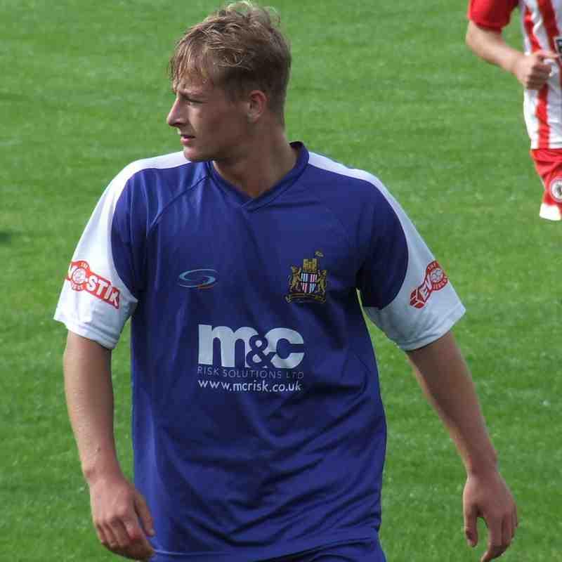 Clitheroe 3-0 Accrington Stanley XI (Friendly)