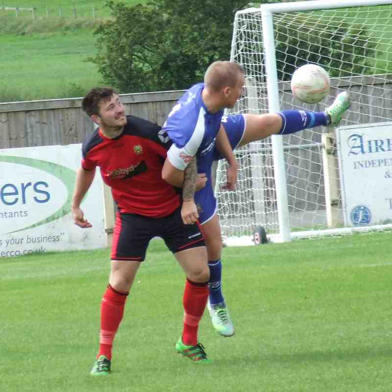Silsden 0-1 Clitheroe (Friendly) 29-06-17