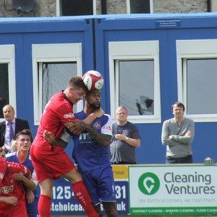 Clitheroe 2 - 0 Droylsden