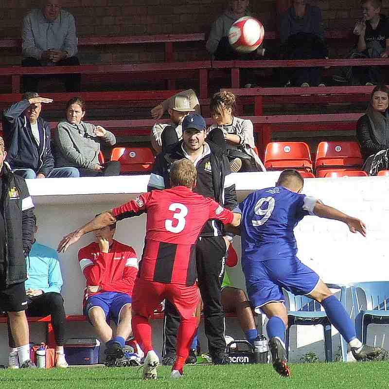 Goole AFC 1-2 Clitheroe 09-09-2017