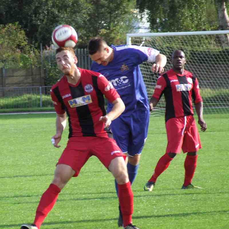 Goole AFC 1-2 Clitheroe 09-09-2017