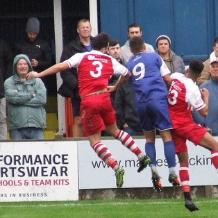 Clitheroe 3 - 0 Colne