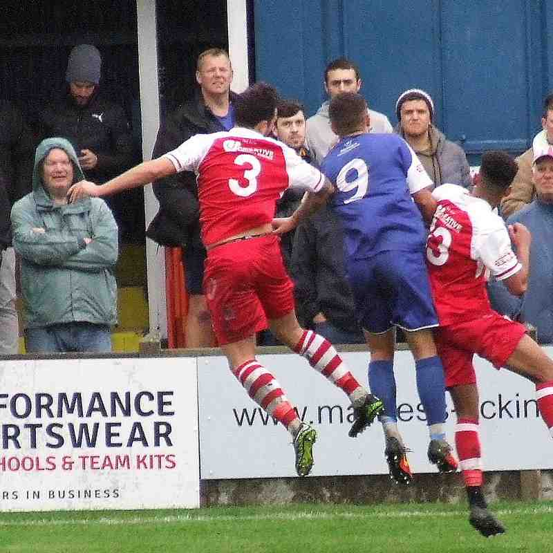 Clitheroe 3-0 Colne 07-10-17 FAT