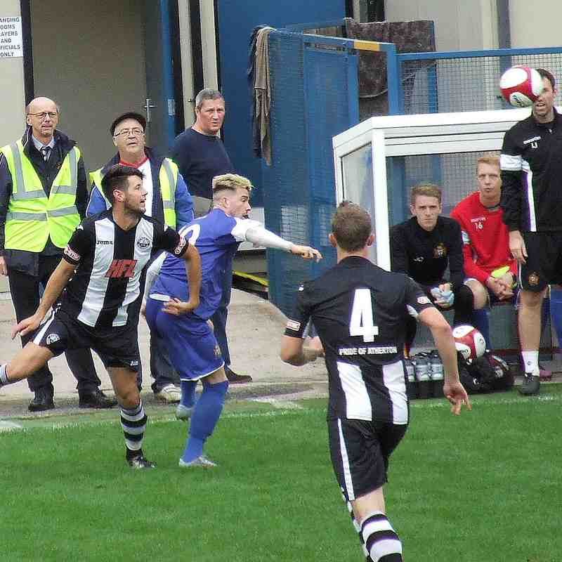 Clitheroe 1-0 Atherton Collieries 14-10-2017