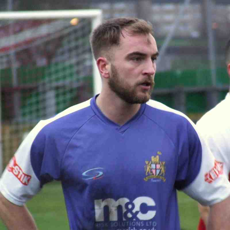 Colne 0-6 Clitheroe 26-12-17