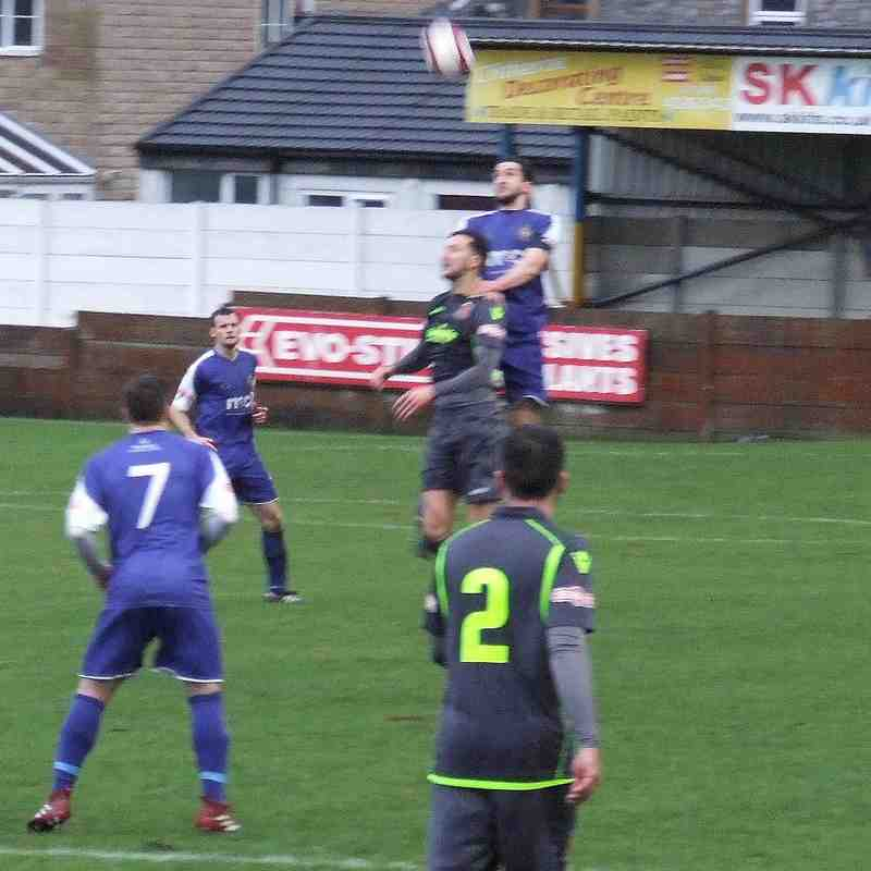 Clitheroe 3 Kendal Town 01-01-2018