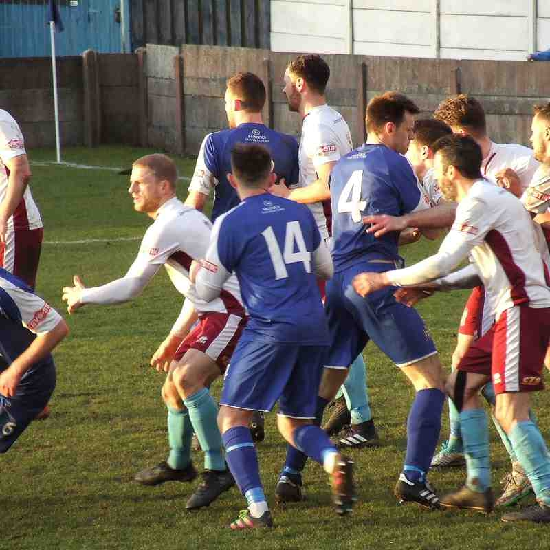 Clitheroe 0-1 South Shields 17-02-18