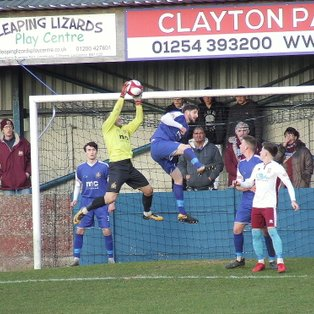 Clitheroe 0 - 1 South Shields