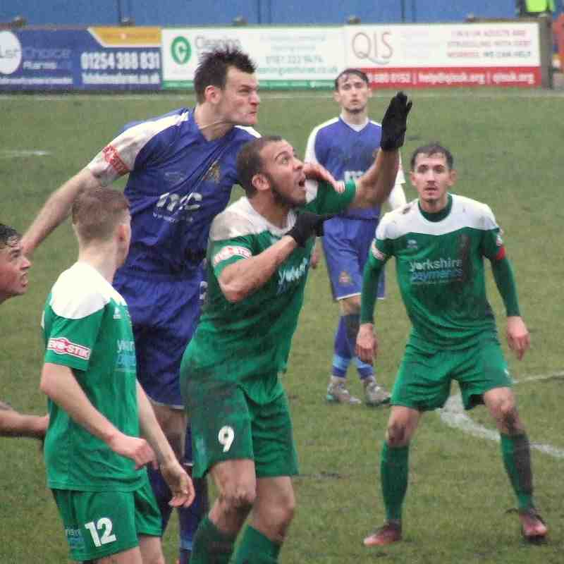Clitheroe 3-2 Brighouse Town 10-03-2018