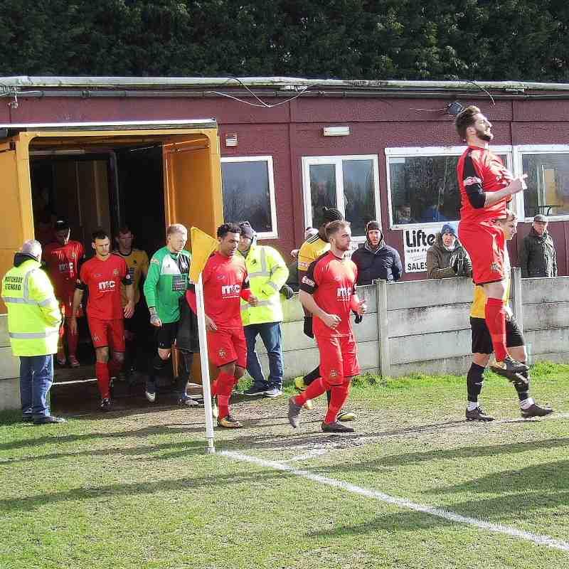 Ossett Albion 3-0 Clitheroe 17-03-18