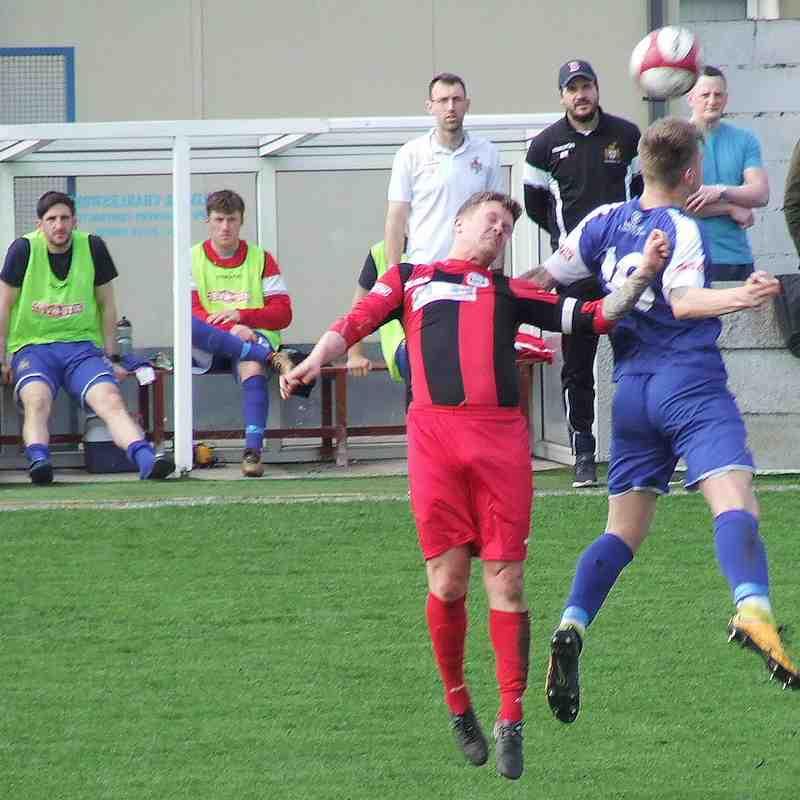 Clitheroe 1-2 Goole AFC