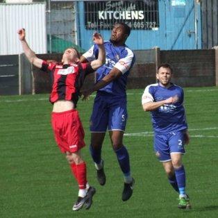 Clitheroe 1 - 2 Goole AFC