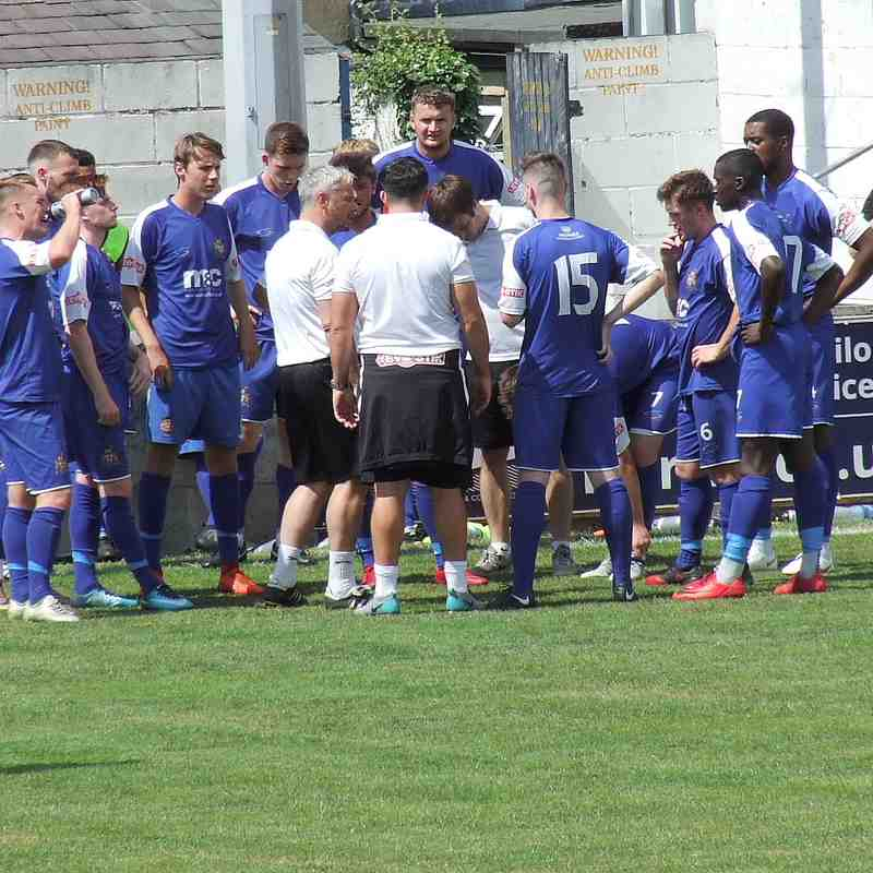 Blackburn Rovers u23s v Clitheroe