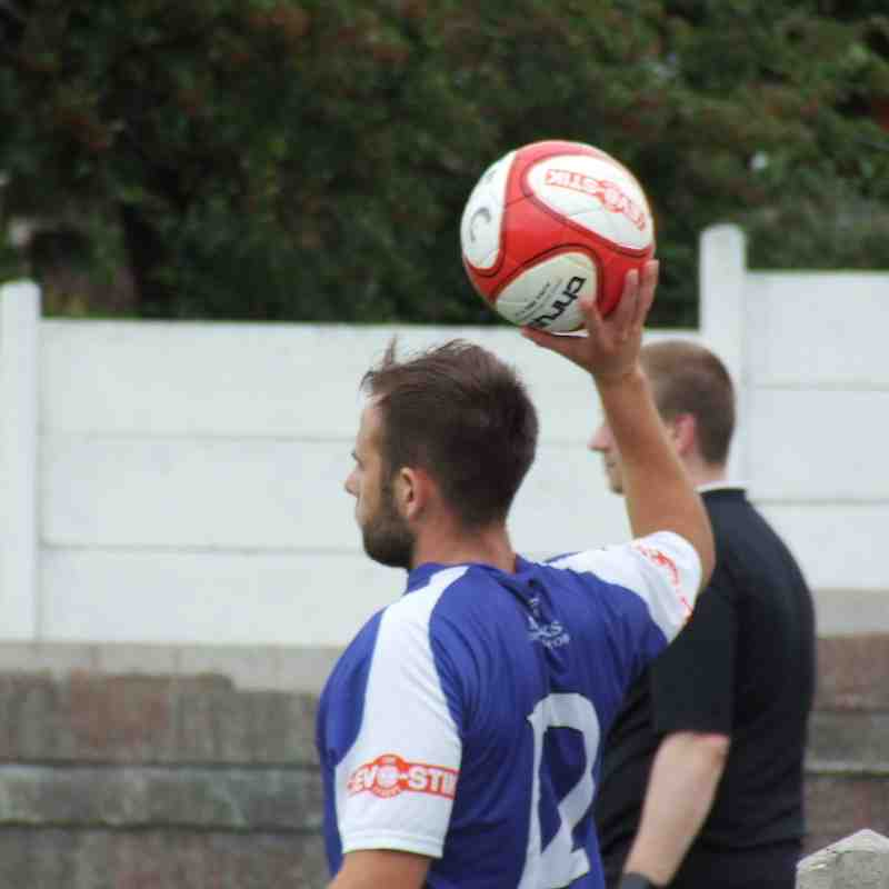 Clitheroe 1-3 Farsley Celtic