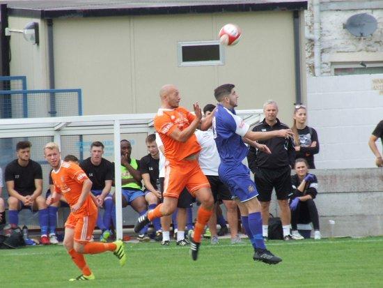 Clitheroe 1-3 Farsley Celtic