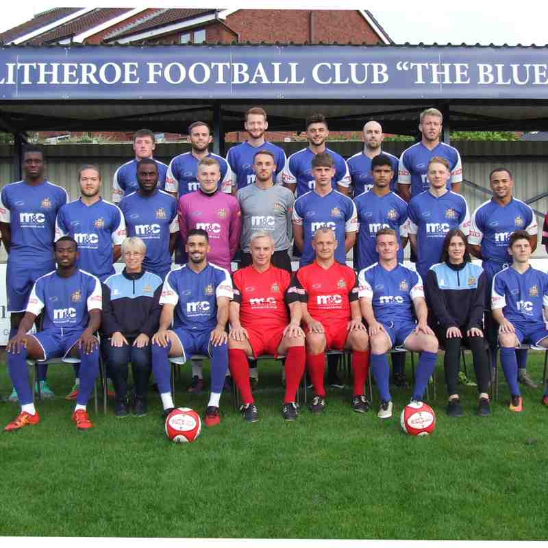 Clitheroe Football Club