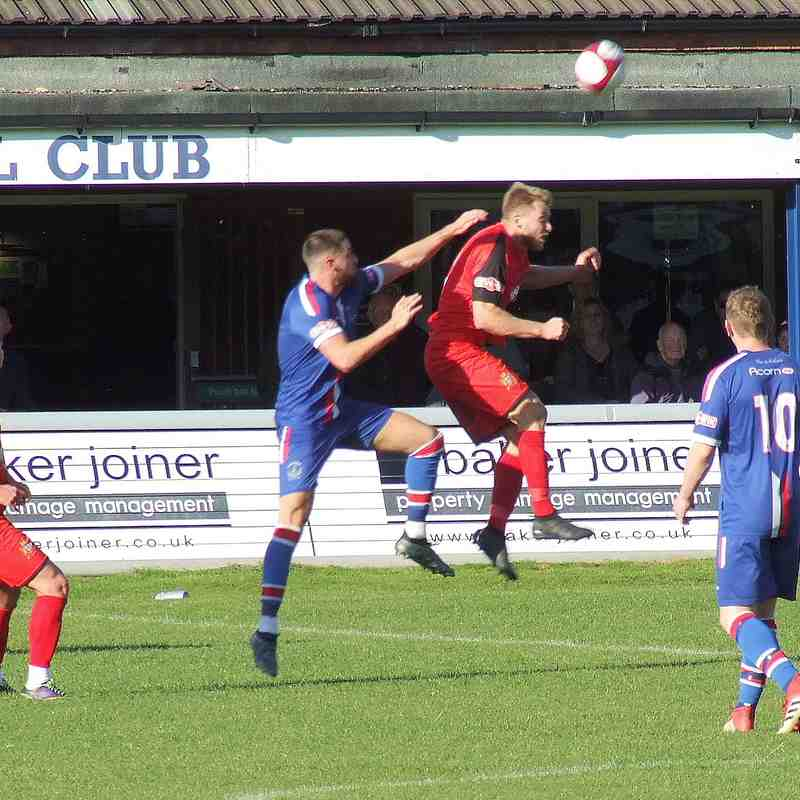 Chasetown 1-1 Clitheroe 29-09-18