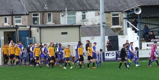 Clitheroe 3-2 Pontefract Collieries 13-10-18 FAT