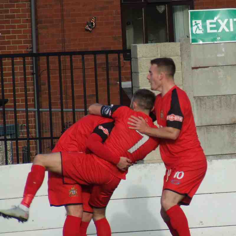 Ossett United 2-1 Clitheroe FAT 27-10-18