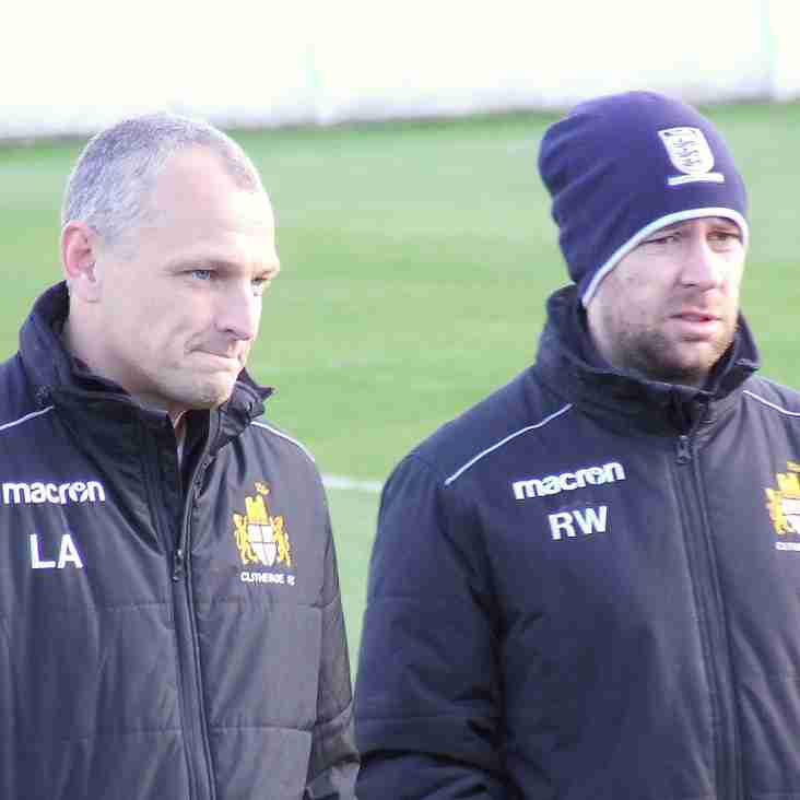 MANAGER NOTES | Ashforth gives his thoughts ahead of today's game