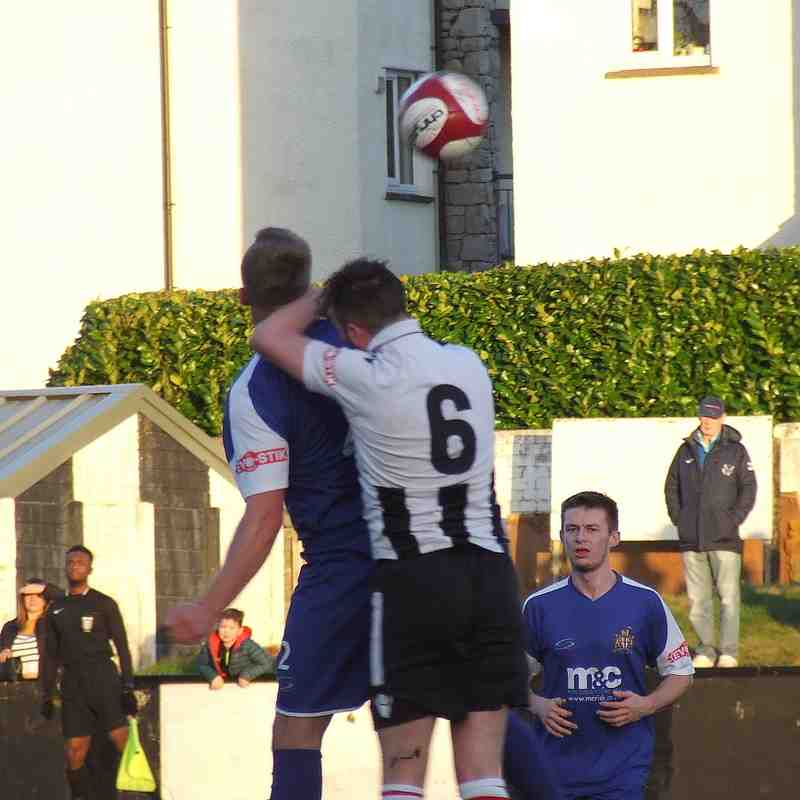 Kendal Town 2-2 Clitheroe 01-01-2019