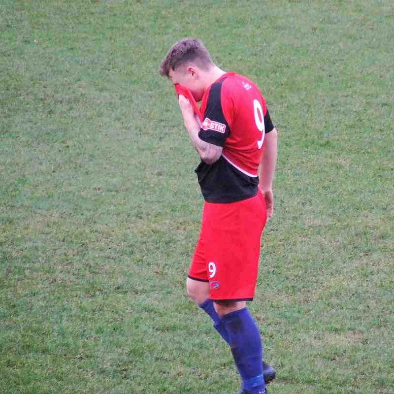 Newcastle Town 2-1 Clitheroe 19-01-19