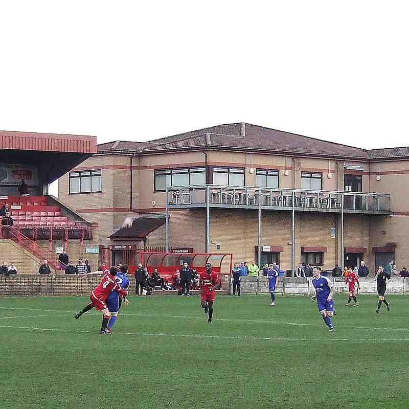 Droylsden 1-0 Clitheroe 23-02-19