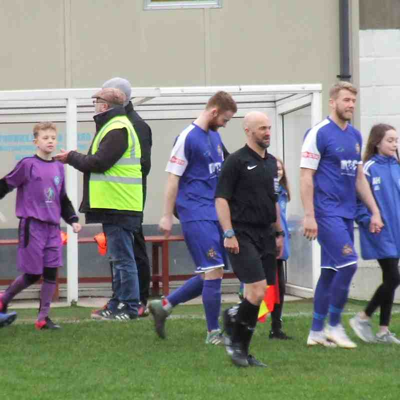 Clitheroe  0-3 Chasetown 02-03-19