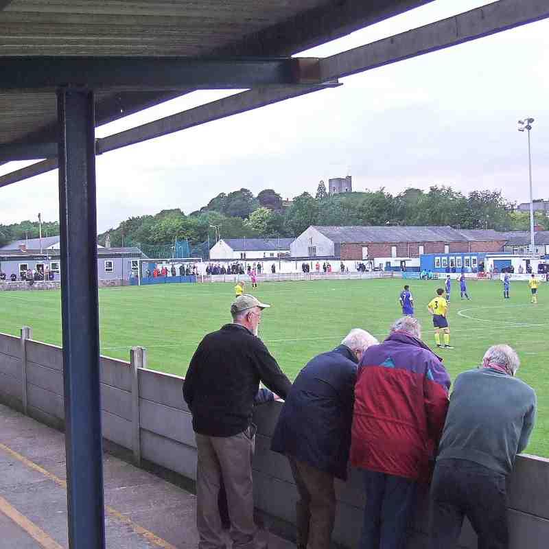 Clitheroe 0-2 Blackburn Rovers U23's 18-07-19