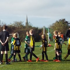 Great Harwood v Hornets 11/10/14