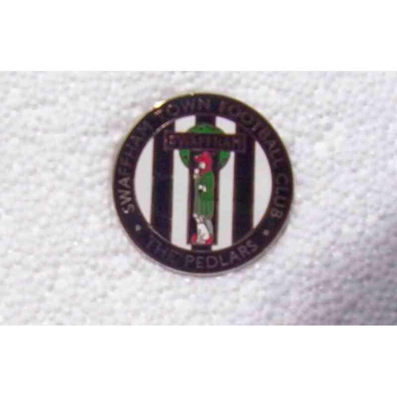 Enamel Badge