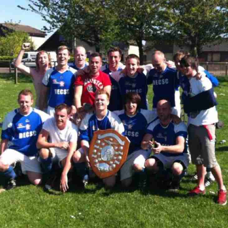 Broughty Utd B win Alliance Division 1