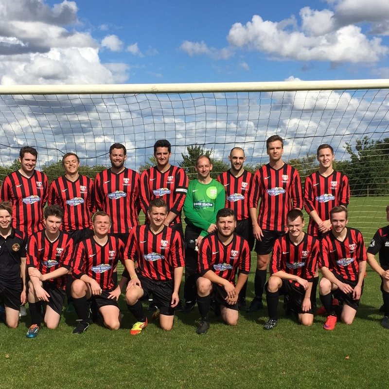 Reserves lose to Offord Utd 1 - 2