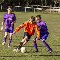 Letcombe U16s 3 Crowmarsh Youth 1 (28/2/2016)