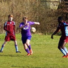 Marcham and Kingston Colts 0 Letcombe U16s 1