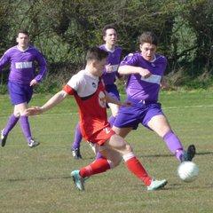 Letcombe 0 Fairford Town 2 (2/4/2016)