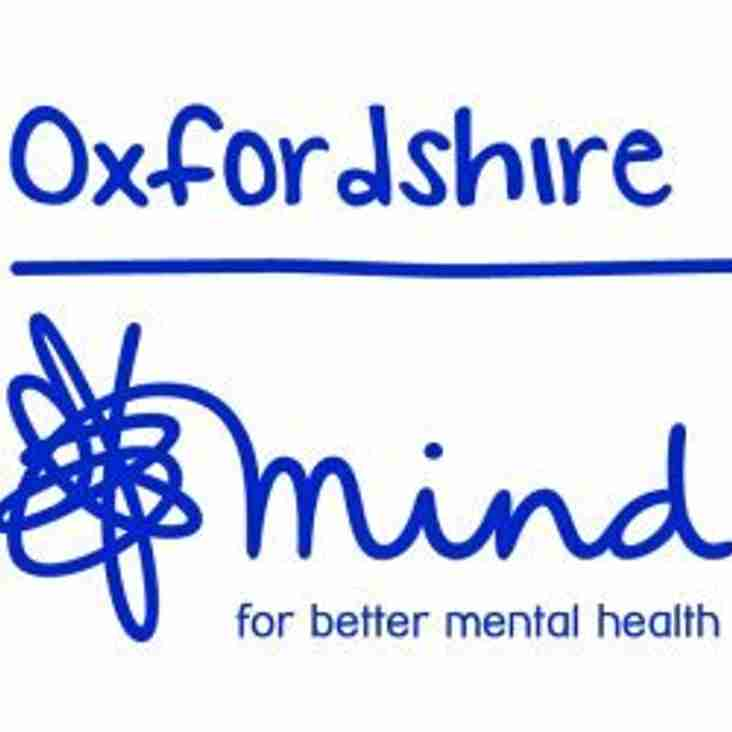 Support Mind, the mental health charity