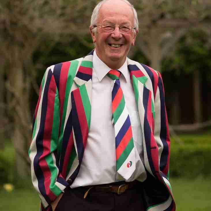 John Deeley, BRUFC President, Passes Away