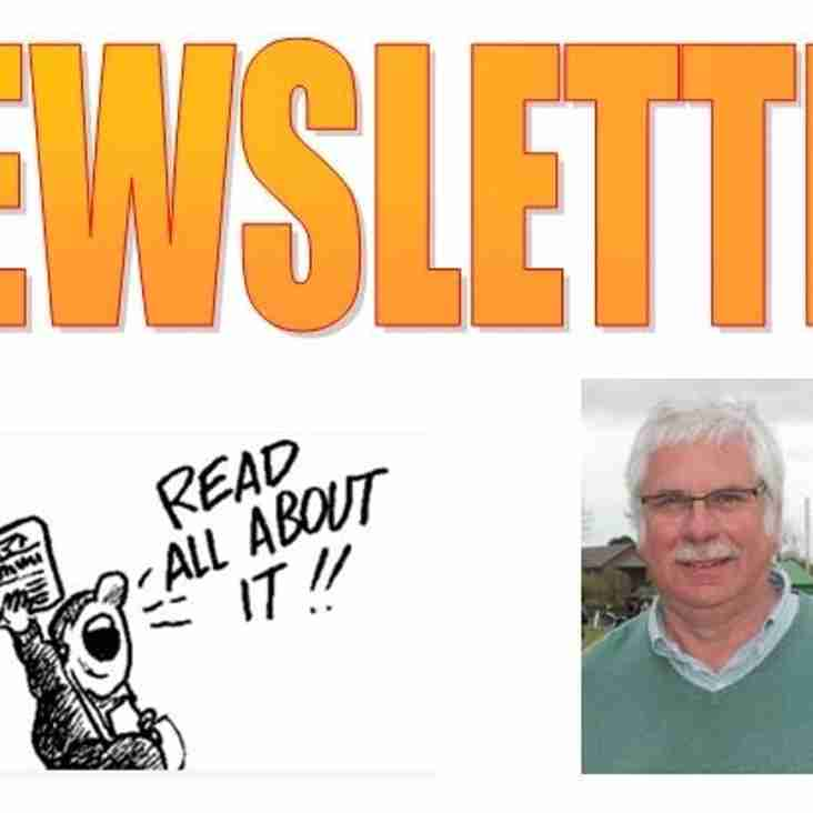 Chairman's Newsletter