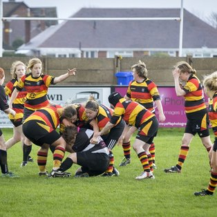 SOUTHPORT LADIES v WORKINGTON LADIES