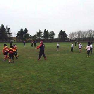 Southport U9's vs Preston & Tyldesley